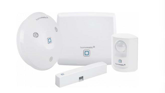 Homematic IP Starter Set Alarm©Homematic IP