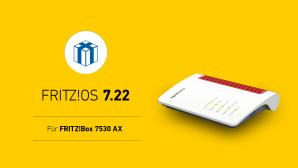 FritzOS 7.22 für FritzBox 7530 AX©AVM