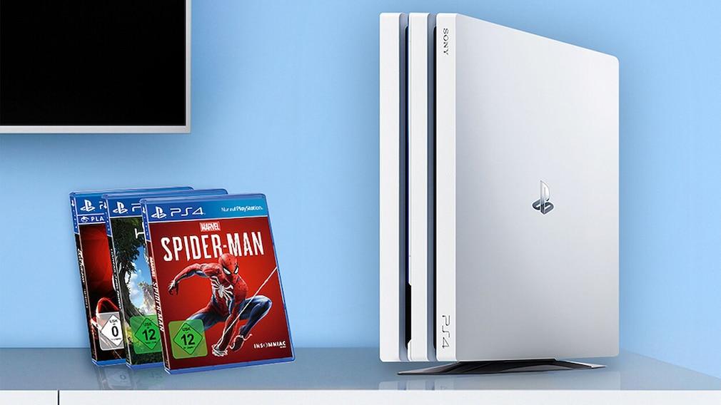Aldi PlayStation-4-Pro-Bundle©Aldi / Sony