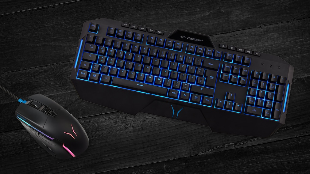 Medion Erazer X81035, X81200: Gaming-Tastatur und -Maus im Praxis-Test©Aldi, iStock.com/natthanim