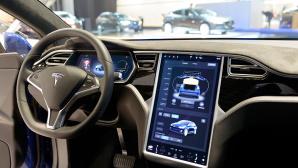 Tesla-Touchscreen©Sjoerd van der Wal / Getty Images