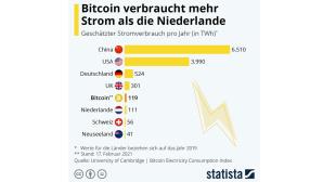 Statistikgrafik zum Stromverbrauch©Statista