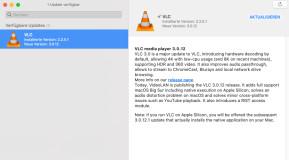 Latest Software Update Checker (Mac)