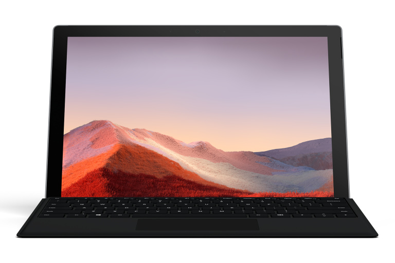 Surface Pro 7+ grau (1NC-00003)