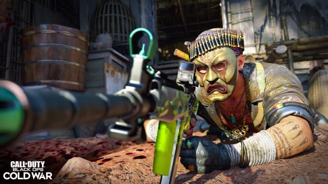 Call of Duty – Black Ops Cold War Saison 2 Update Naga©Activsion Treyarch