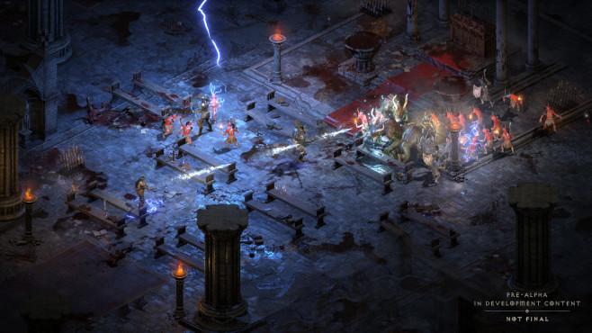 Diablo 2: Resurrected©Blizzard