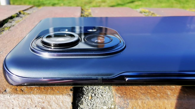 Xiaomi Mi 11©COMPUTER BILD / Michael Huch
