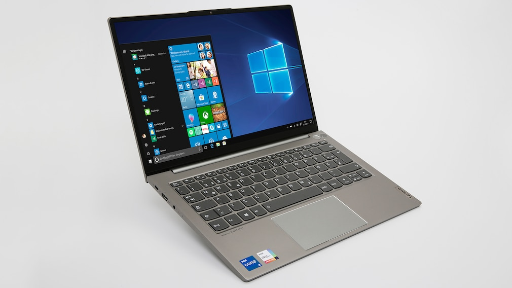 Lenovo ThinkBook 13s  G2: Test©Lenovo