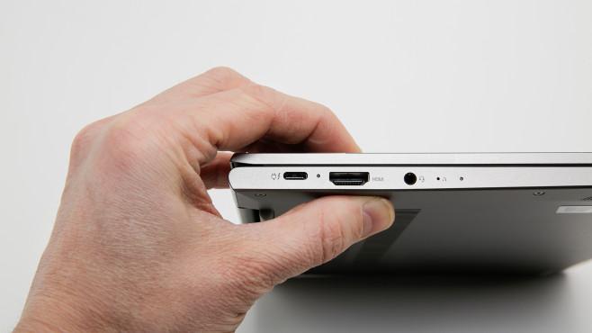 Lenovo ThinkBook 13s G2: Test©COMPUTER BILD