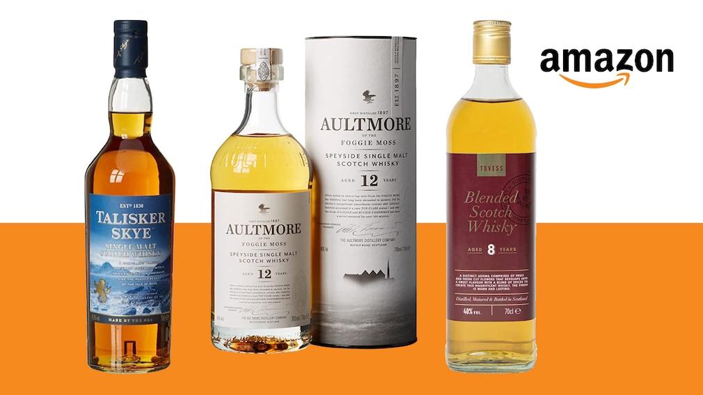 Whiskys-Deals bei Amazon©Amazon