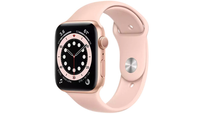 Apple Watch Series 6 in Sandrosa©Saturn