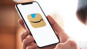 Neues Amazon-Logo©iStock.com/michal-rojek, Amazon