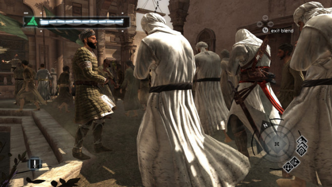 Actionspiel Assassin's Creed: Mönche