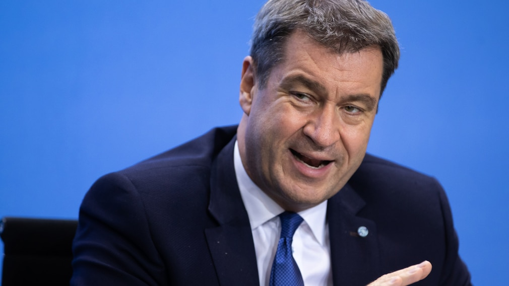 Markus Söder©Pool / Getty images