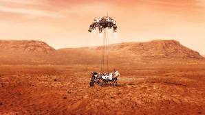 NASA-Rover Perseverance©NASA/dpa-Bildfunk