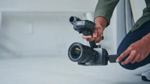 Sony FX3mit XLR-Griff©Sony