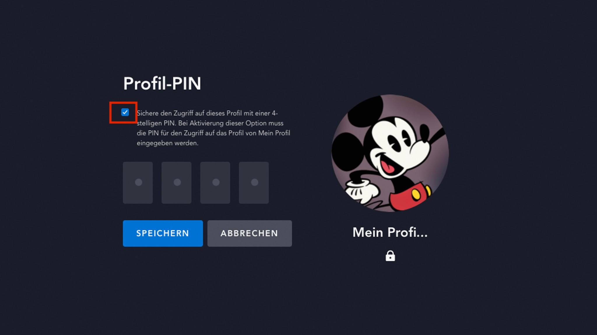 Disney Plus: Star Inhalte freischalten und sperren - COMPUTER BILD