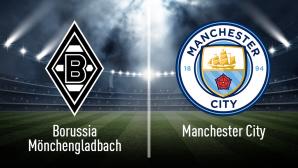 Champions League: Gladbach gegen Manchester City©Borussia Mönchengladbach, Manchester City, iStock.com/efks
