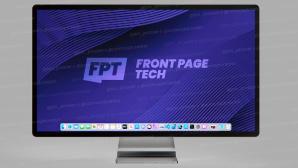 iMac-Render-Bild vor grauem Hintergrund©Jon Prosser / Front Page Tech