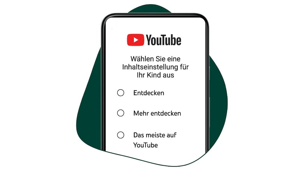 YouTube: Mehr Kontrolle für Eltern von Teenagern©YouTube, Google