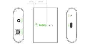 Belkin Soundform Connect © Belkin / FCC
