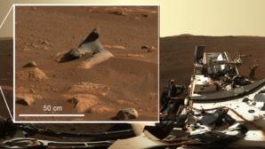 NASA-Rover Perseverance: Panoramabild©NASA/dpa-Bildfunk