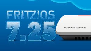 FritzOS 7.25©AVM