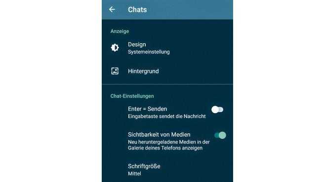 Whats App Daten sichern©COMPUTER BILD / Janina Carlsen