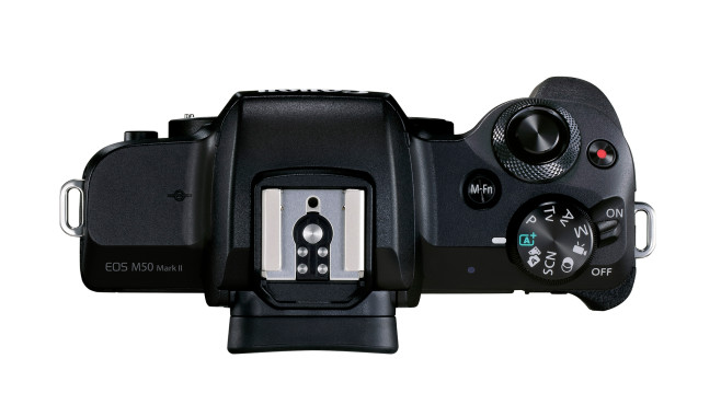 Canon EOS M50 Mark II©Canon