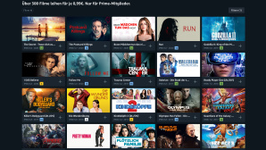 Filmauswahl bei Amazon Prime Video © Amazon