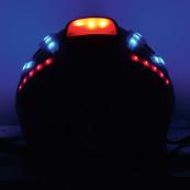 Sicherheit: Fahrradhelme mit Beleuchtung und Smarthelme im Vergleichstest©Uvex