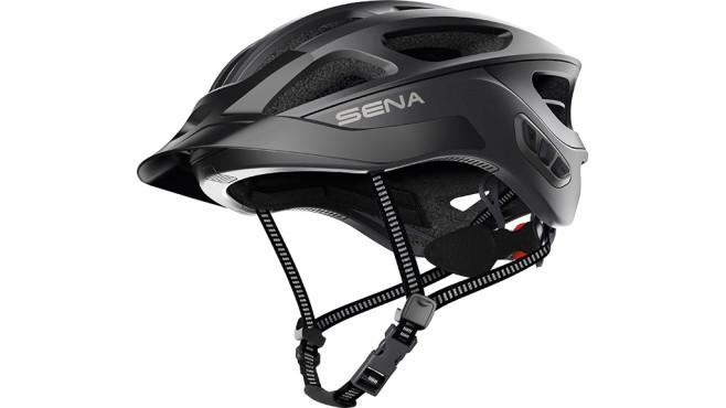 Sicherheit: Fahrradhelme mit Beleuchtung und Smarthelme im Vergleichstest©Sena