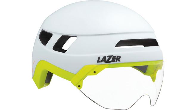 Sicherheit: Fahrradhelme mit Beleuchtung und Smarthelme im Vergleichstest©Lazer