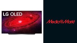 LG-Fernseher bei Media Markt im Angebot: Smart-TV mit Gratis-Smartphone sichern©Media Markt, LG