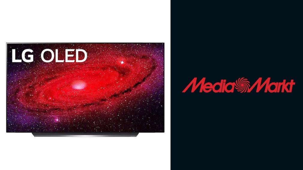 LG-Fernseher bei Media Markt im Angebot: Smart-TV mit Gratis-Smartphone sichern