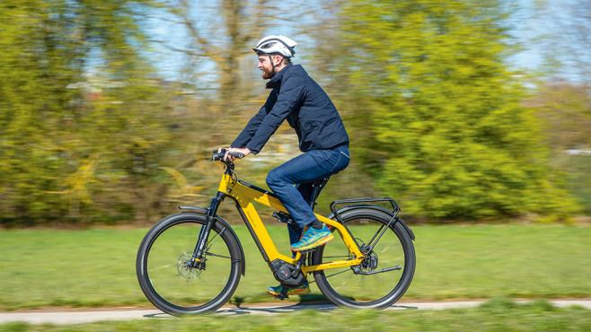Vergleichstest: All-Terrain-Pedelecs©Daniel Geiger, Bike Bild