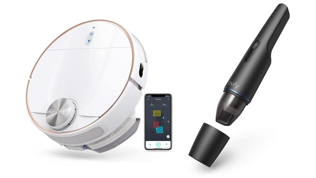 Putzroboter eufy RoboVac L70 Hybrid günstig bei tink kaufen©eufy, tink