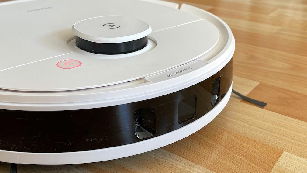 Ecovacs Deebot N8 Pro, Laser und Sensoren