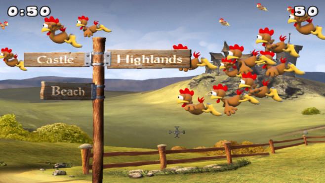 """Die besten Gratis-Games zu Ostern Es ist der Klassiker: """"Moorhuhn""""!©Phenomedia"""