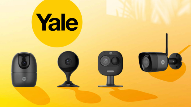 Yale-Cam, alle Cams©Yale