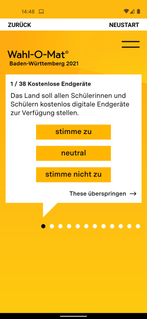 Wahl-O-Mat (Android-App)