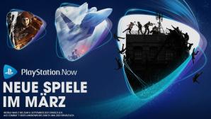 Die PlayStation-Now-Neuzugänge im März 2021©Sony