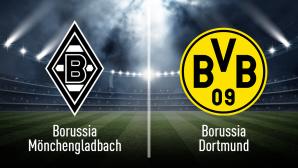Gladbach – Dortmund DFB-Pokal©iStock.com/efks, Borussia Dortmund, Borussia Mönchengladbach