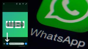 WhatsApp: Kommen die selbstzerst�renden Bilder?©COMPUTER BILD, WABetaInfo