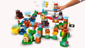 Lego Super Mario Baumeister Set für eigene Abenteuer©Lego
