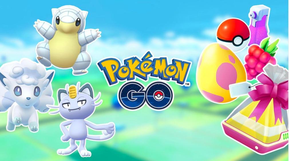 Pokémon GO©The Pokémon Company / Nintendo