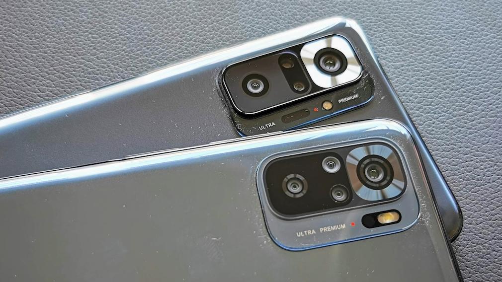 Xiaomi Redmi Note 10 vs Redmi Note 10 Pro
