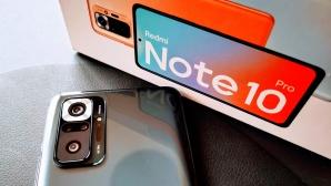 Redmi Note 10 Pro©COMPUTER BILD / Michael Huch