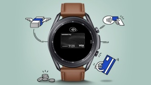 Samsung Pay auf der Galaxy Watch © Samsung