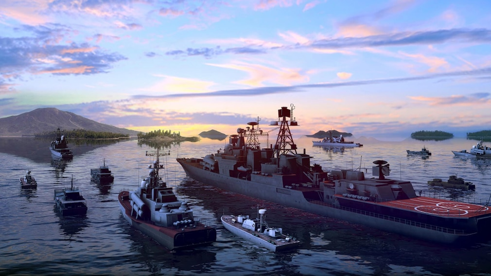 Wargame – Red Dragon©Eugen Systems